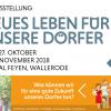 """Einladung zur Ausstellung """"Neues Leben für unsere Dörfer"""""""