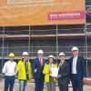 Ministerin Höfken übergibt HWK Förderbescheid über 2,7 Mio. Euro – Land bezuschusst BTZ-Neubau im Passivstandard