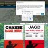 Jagdzeit: Genauer informiert mit dem GO Ostbelgien-Routenplaner