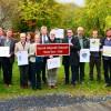 Gemeinsam vorwärts – Grenzüberschreitende Zusammenarbeit im Deutsch-Belgischen Naturpark wird gestärkt
