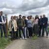 Startschuss für das neue Wanderknotenpunktsystem in Ostbelgien