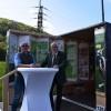 Stand der Zukunftsinitiative Eifel – Netzwerk Wald und Holz auf der Grenzlandschau in Prüm