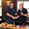 Vulkan Brauerei und Bäckerei Lutz arbeiten Hand in Hand