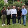 Besuch aus Tansania im UNESCO-Geopark