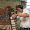 Bauhandwerker trainierten für die Weltmeisterschaft