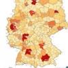 Reiche und strukturschwache Regionen: Wo Deutschland prosperiert und wo nicht