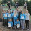 Erste Volunteer Ranger im Nationalpark Eifel für ihr Engagement ausgezeichnet
