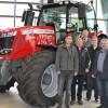 Landmaschinen Oster-Daum eröffnet neues Büro- und Ausstellungsgebäude