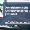 50 Mrd. Euro Corona-Soforthilfe für Kleinstunternehmen und Soloselbständige