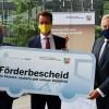 Landrat freut sich über 1,3 Millionen-Euro-Förderung für die ersten fünf Wasserstoffbusse im Kreis Düren
