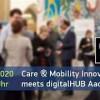 """Care + Mobility Innovation – In Zukunft gut versorgt und intelligent mobil"" – Regionaler Dialog Euskirchen –"